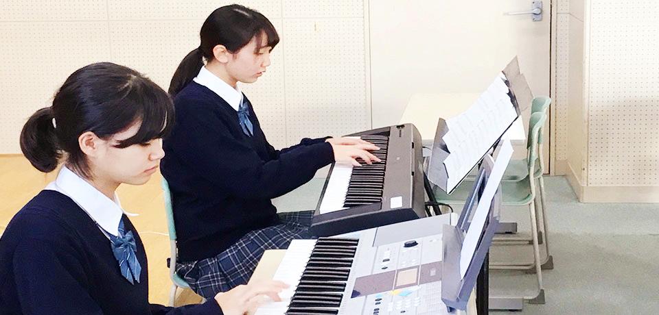 東京女子学園高等学校画像